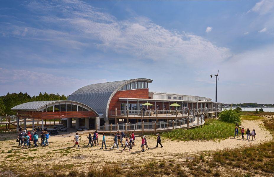 Centro Ambiental Brock, Virginia Beach, Virginia
