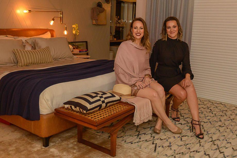 Claudia Stach e Daniela Bordignon