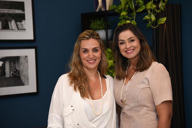 Cynara e Karina de Siqueira