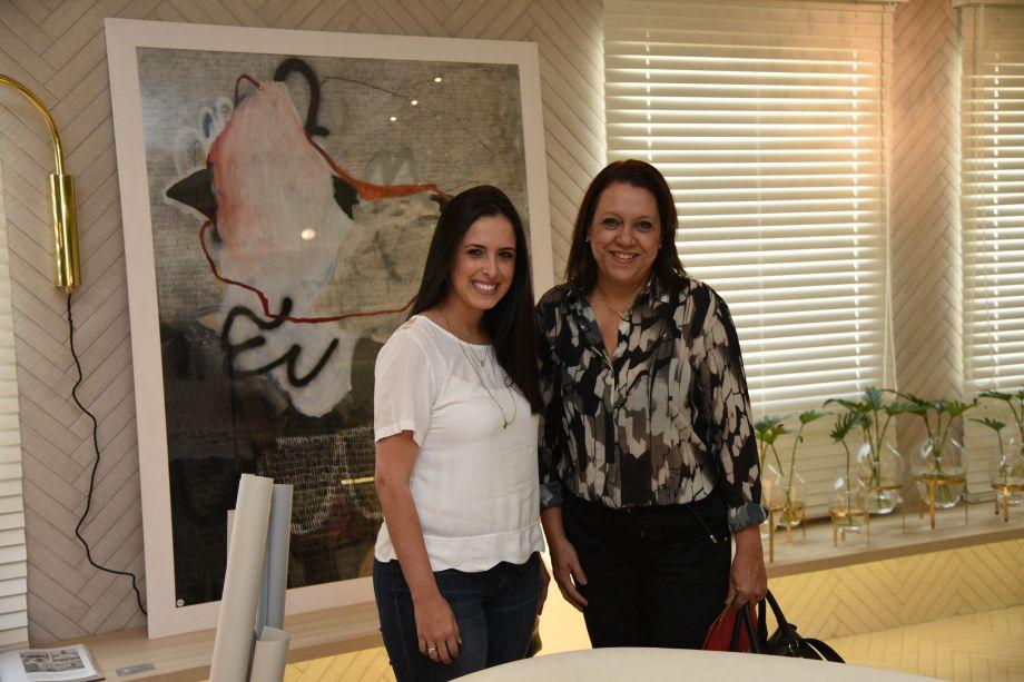Daniela Gaia e Ana Claudia Rocha