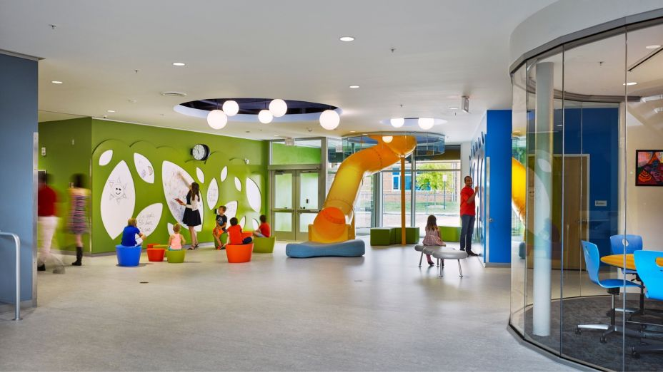Escola Discovery, Escolas Públicas de Arlington, Arlington, Virginia