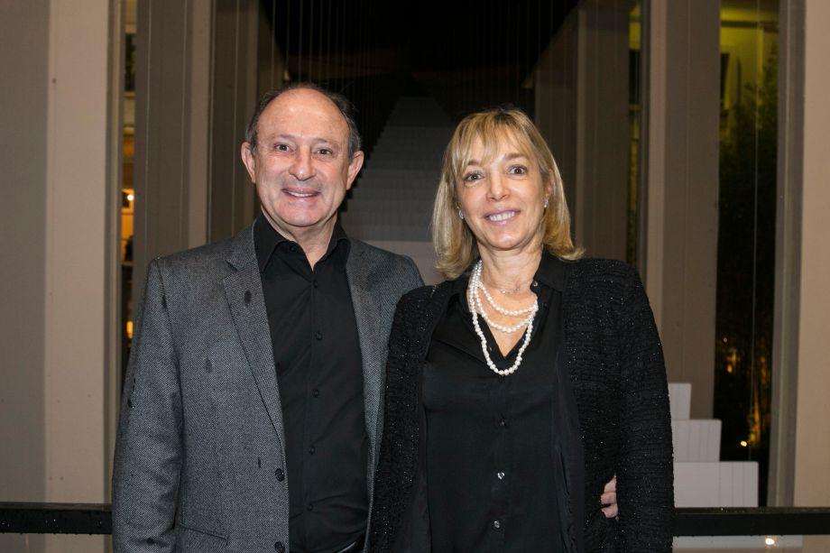 Marcelo Rivikind e Anete Rivikind