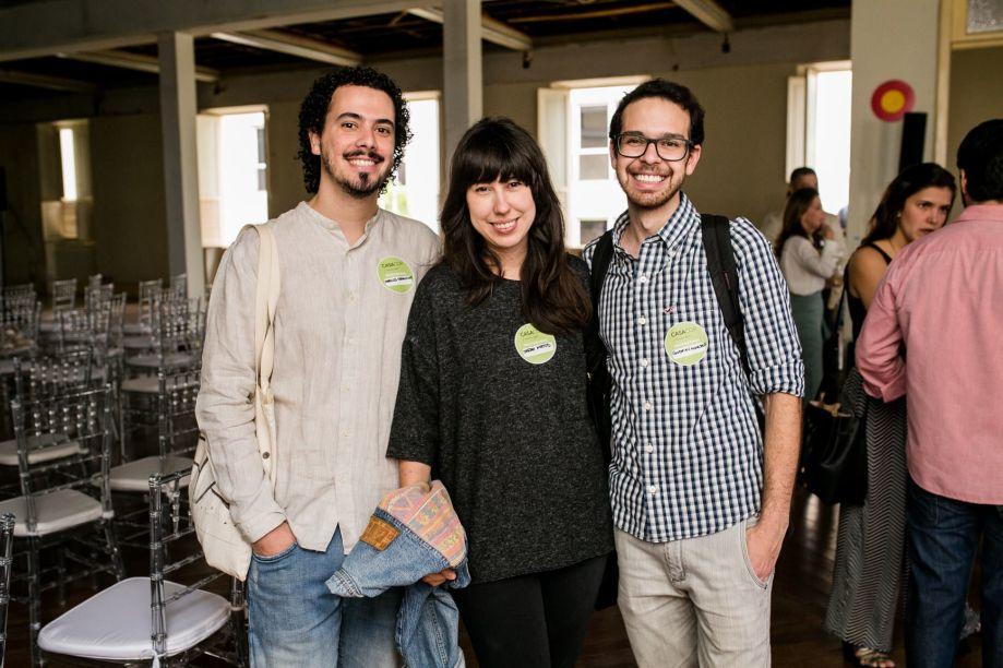 Marcos Franchini Arquiteto, Sarah Kubitschek e Gabriel Nardelli
