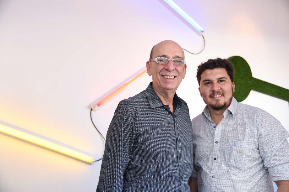 Pedro Paulo Luna Rego e Thiago Siqueiroli