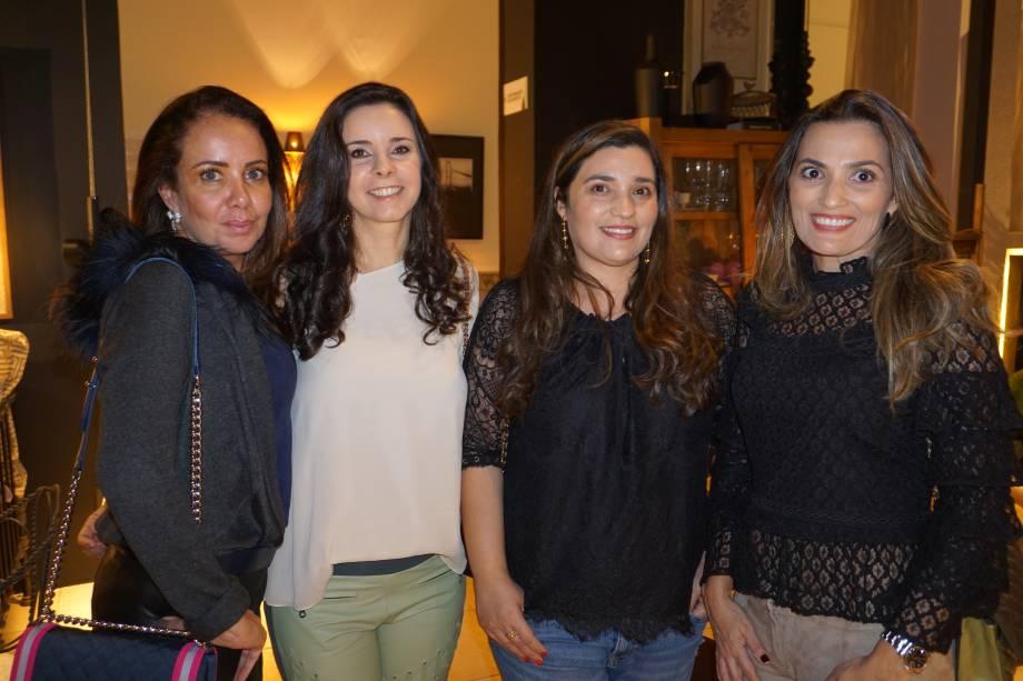 Vanessa Patrus, Suzana Trindade, Nayra Maia, Fabíola Maia