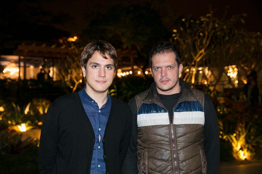 Gustavo Paschoalim e Paulo Azevedo