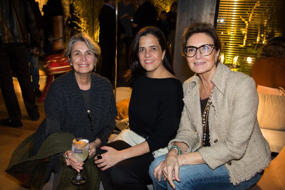 Maria Lucia Barbosa, Paula e Cris Ferraz