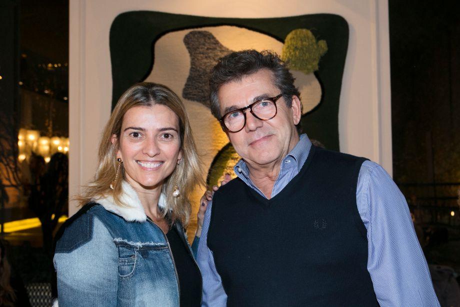 Flavia Pardini e Roberto Migotto