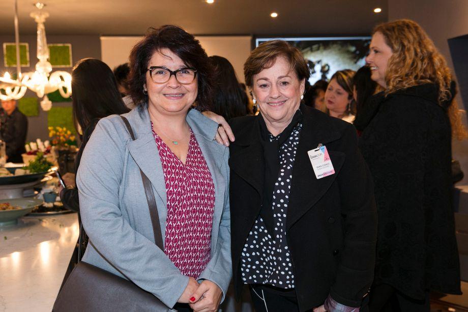 Pat Varago e Yara Cianci