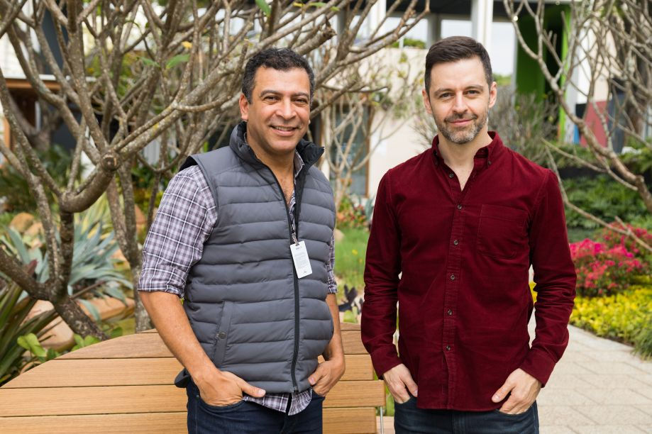 Pedro Ariel e Mauricio Arruda