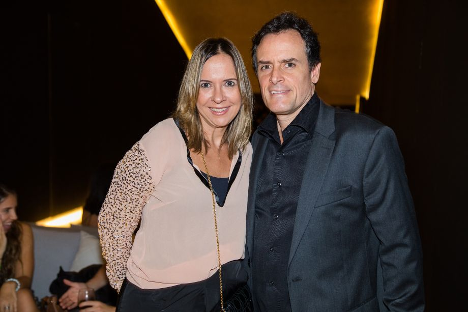 Sonia Villela e Francisco Junqueira