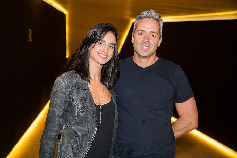 Luana Tonezzer e Rafael Moreschi