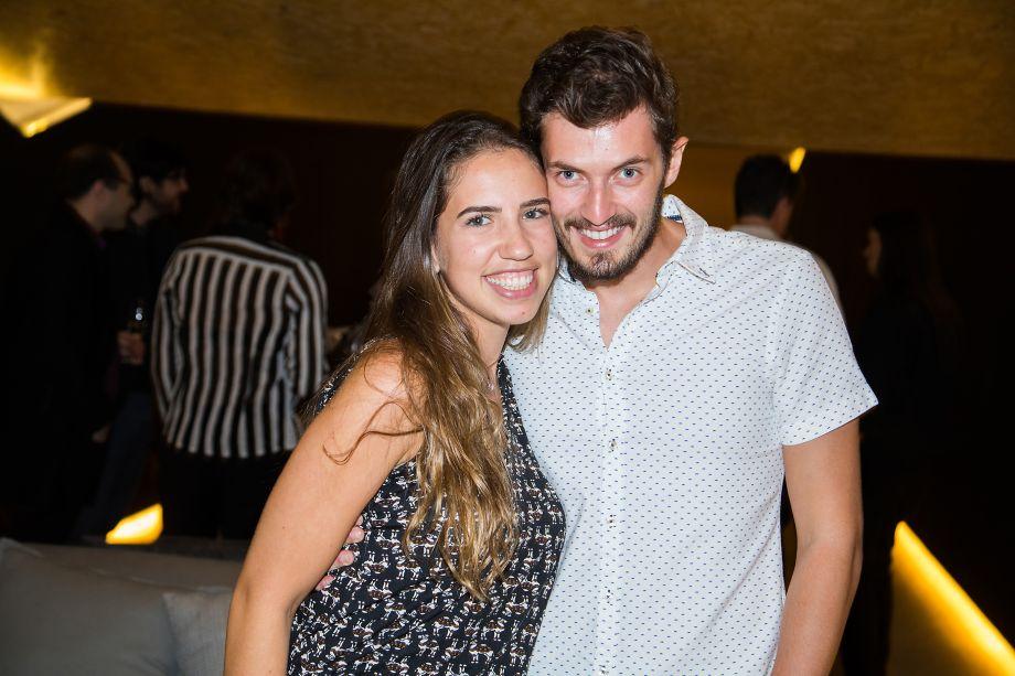 Leticia De Nobrega e Renato Eisele