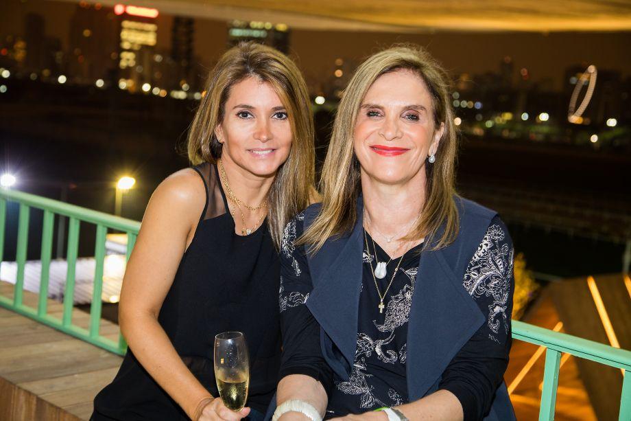 Maria Genoso e Leila Di Grassi