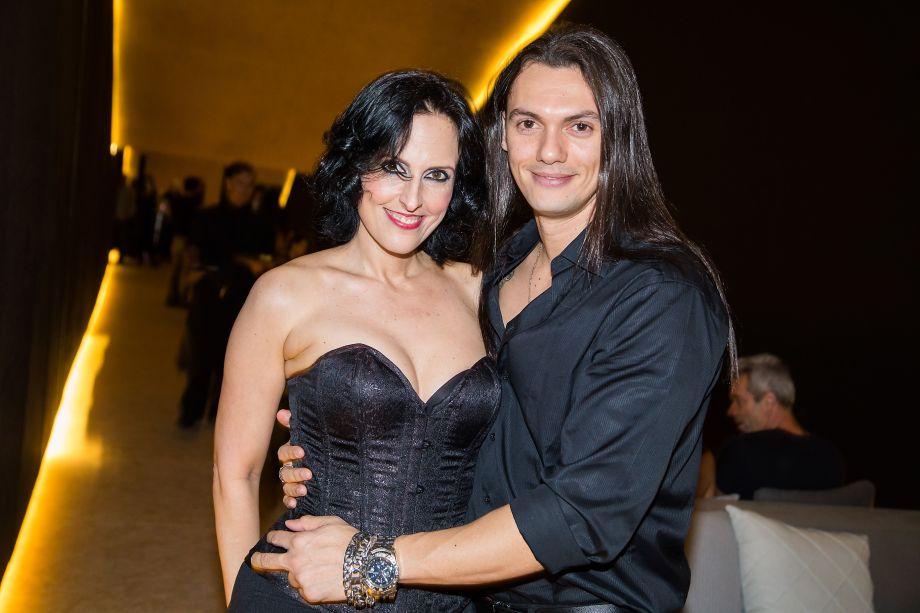 Ana Flora Murano e Wanderson Barreto