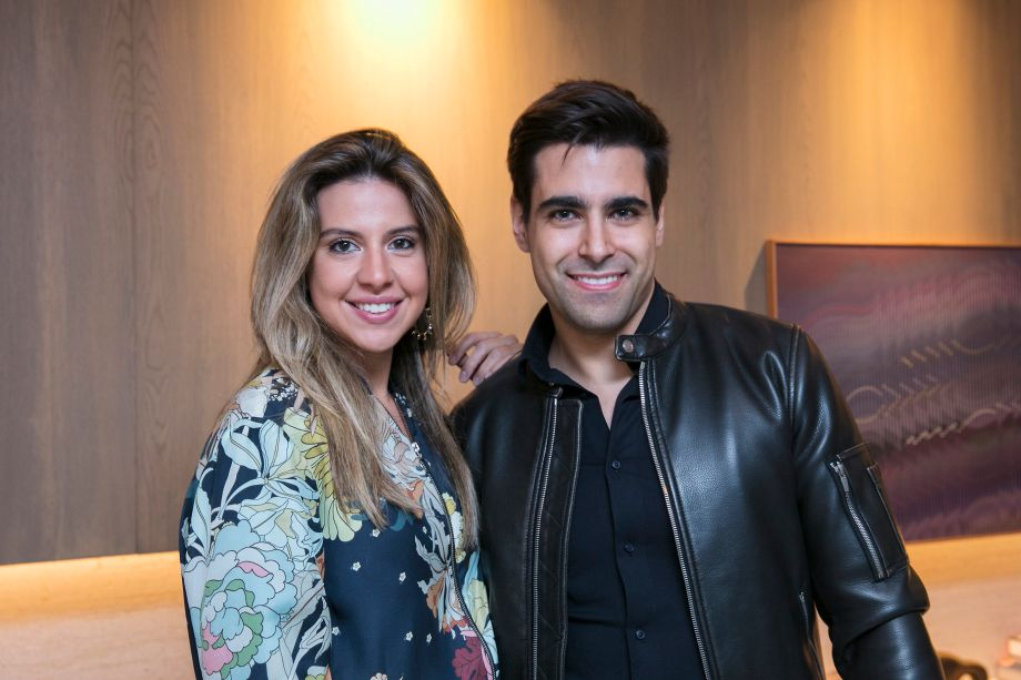 Bia Abreu e Alexandre Dal Fabbro