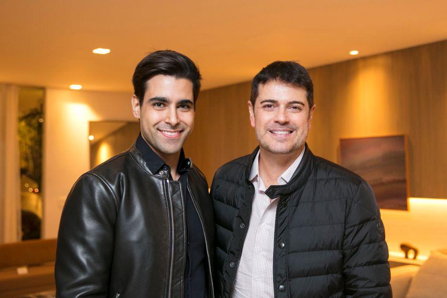 Alexandre Del Fabbro e Fabio Morozini