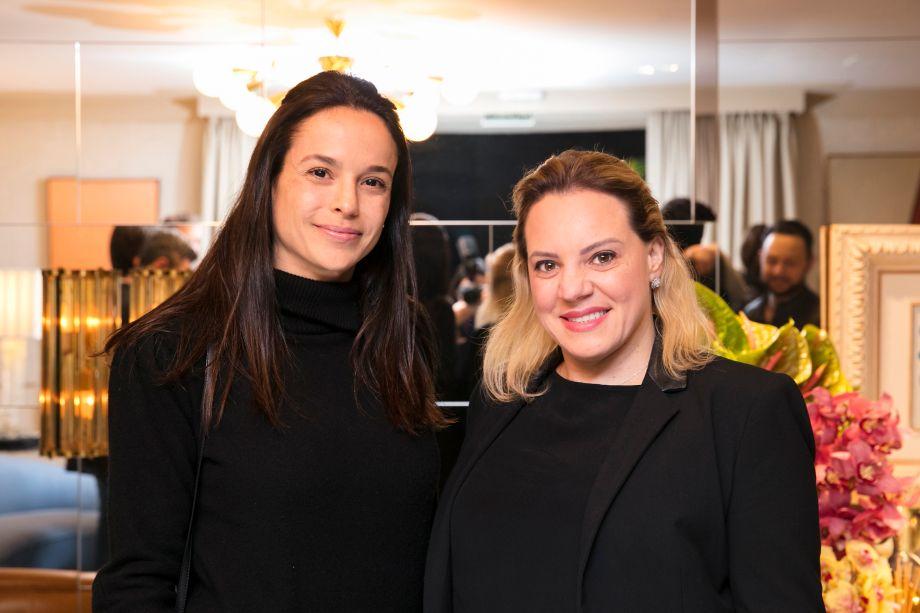 Karina Granella e Camila Avesani