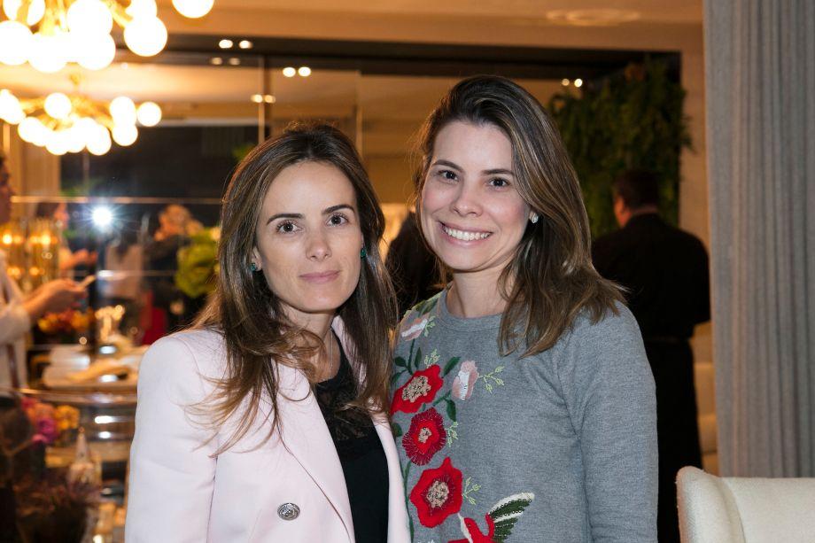 Fernanda Vastos e Sophia Sartorio