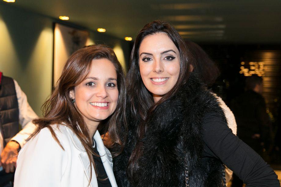 Angelica Alves e Mariana Noronha