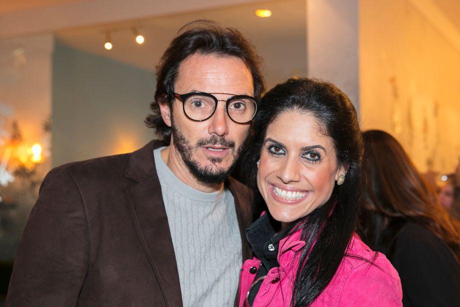 Ricardo Pessuto e Maithia Guedes