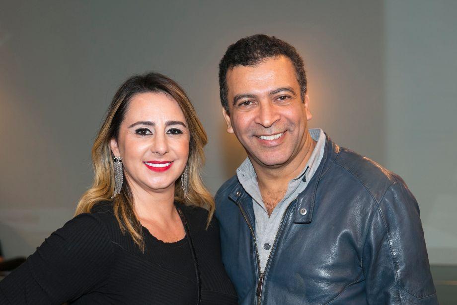 Patrizia Genovese e Pedro Ariel