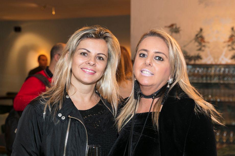 Cida Rogiero e Ana Paula Porto