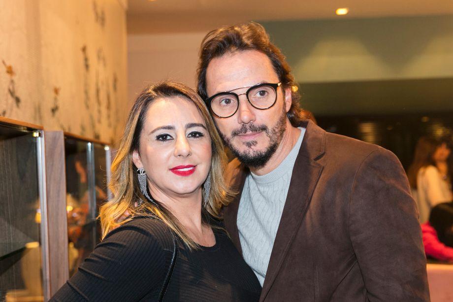Patrizia Genovese e Ricardo Pessuto