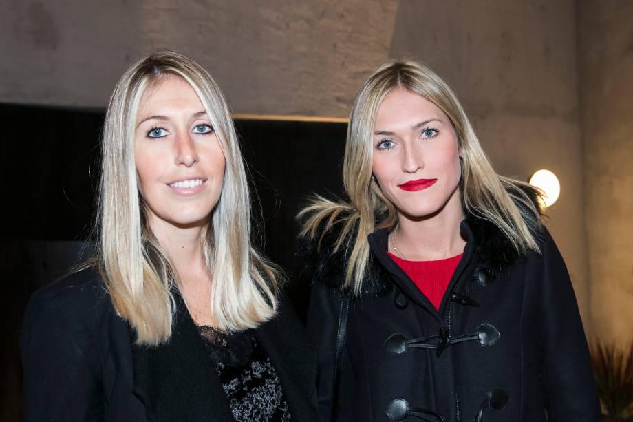 Carolina Bauman e Juliana Bauman