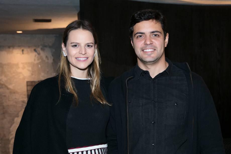 Fernada Cassou e André Nacli
