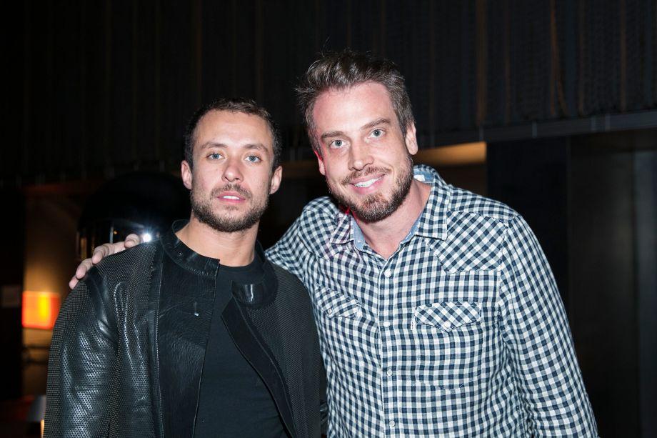 Gustavo Neves e Rodrigo Einsfeld