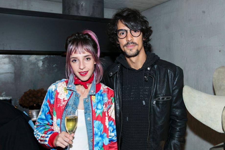 Aninha Monteiro e Yuri Sardenberg