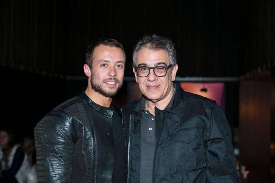 Gustavo Neves e Sergio Zobaran
