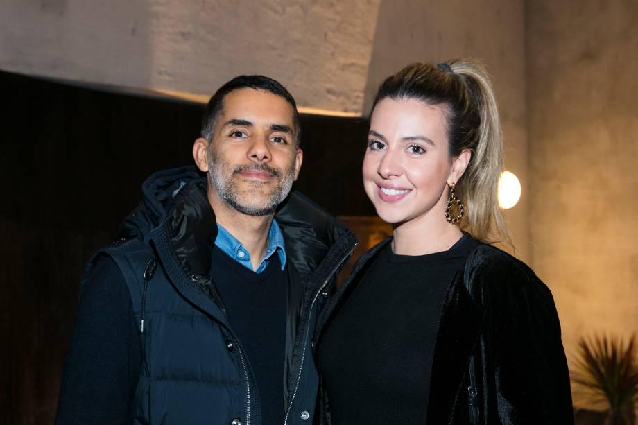 Thales Drummond e Bia Abreu