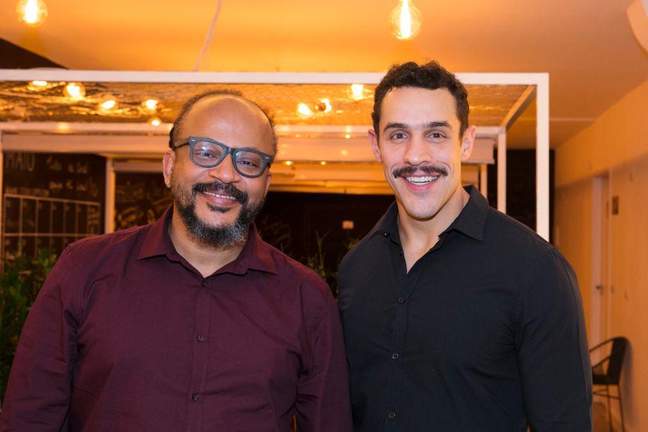 Alexandre Sales e Bruno Pompeu