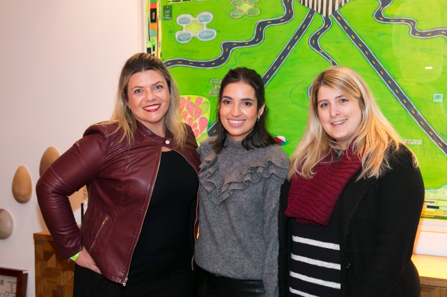 Giselle Martos, Semíramis e Jessica Adan