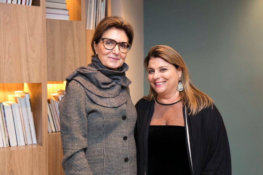 Cristina Ferraz e Marília Veiga