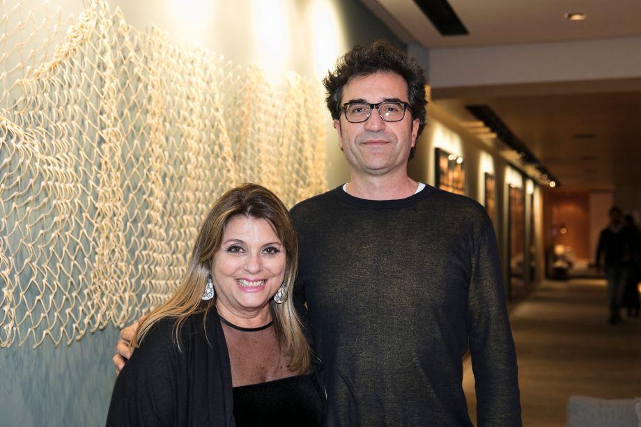Marília Veiga e Eduardo Fernandes