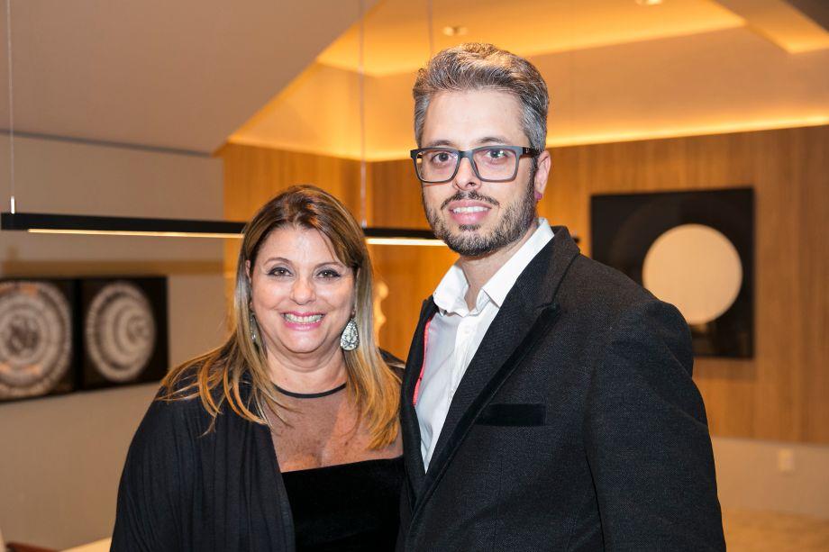 Marília Veiga e Daniel Veiga