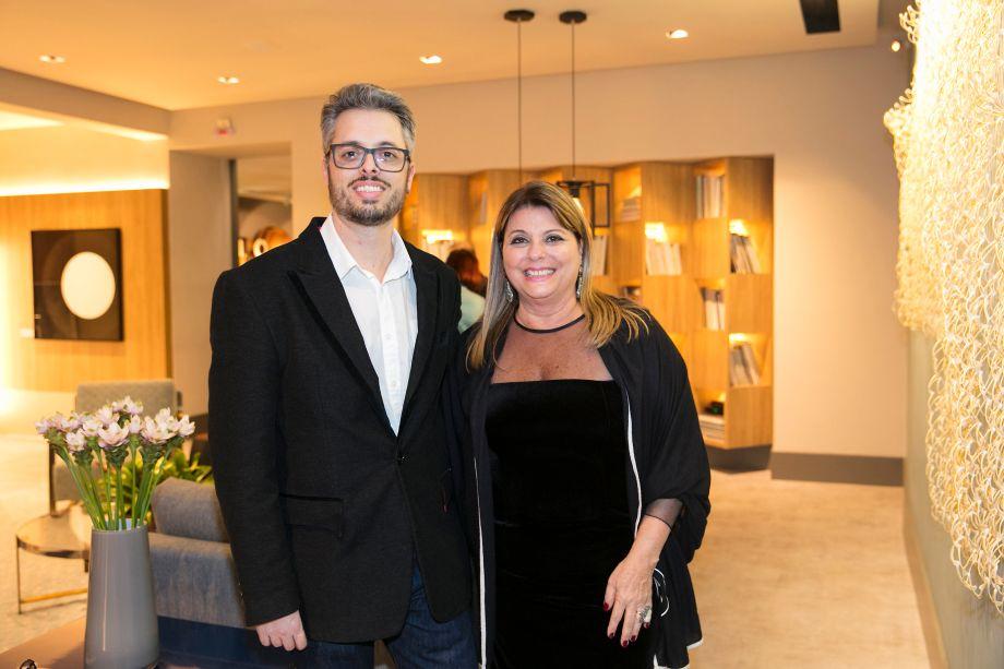 Daniel Veiga e Marília Veiga