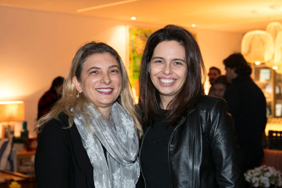 Carmem Sabbag e Tamar Paiva