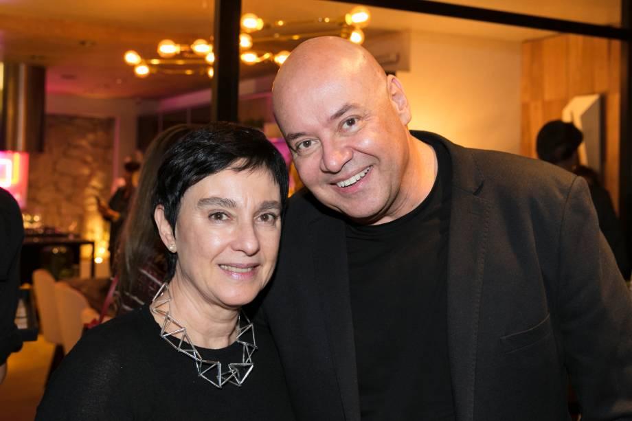 Livia Pedreira e Gilberto Cioni