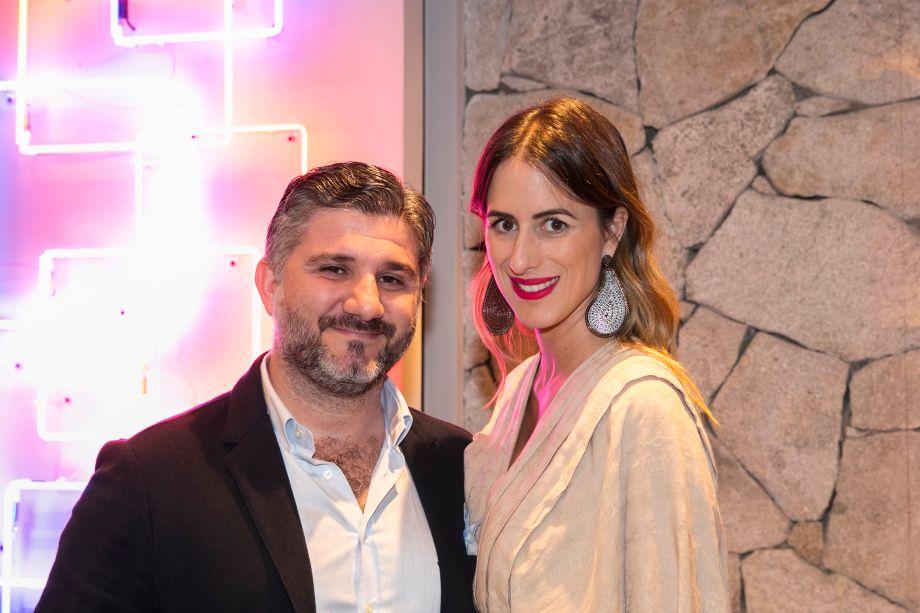 Angelo Inno e Marcela Inno