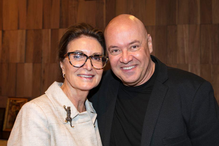 Cris Ferraz e Gilberto Cioni