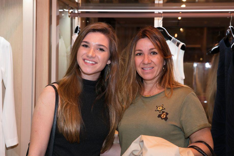 Maria Victoria Fiedler e Rosana Fiedler
