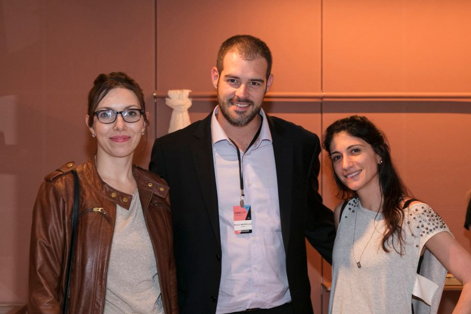Valeria Gorski, Paulo Meirelles e Danielle Marzbanian
