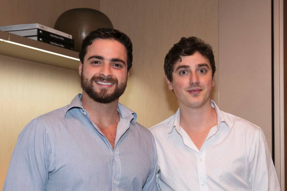 Alan Laperuta e Douglas Oliveira
