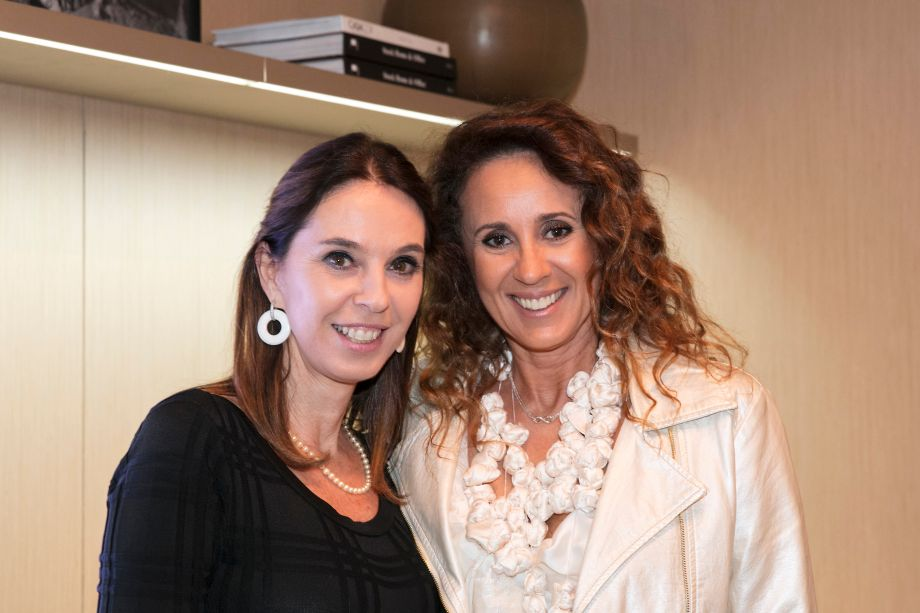 Esther Schattan e Monica Barbosa