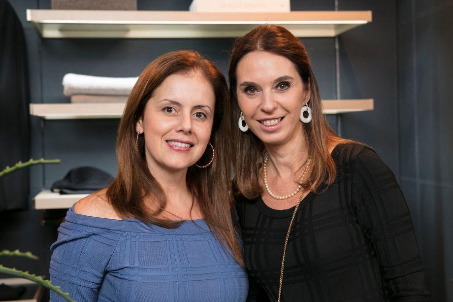 Carina Dal Fabbro e Esther Schattan