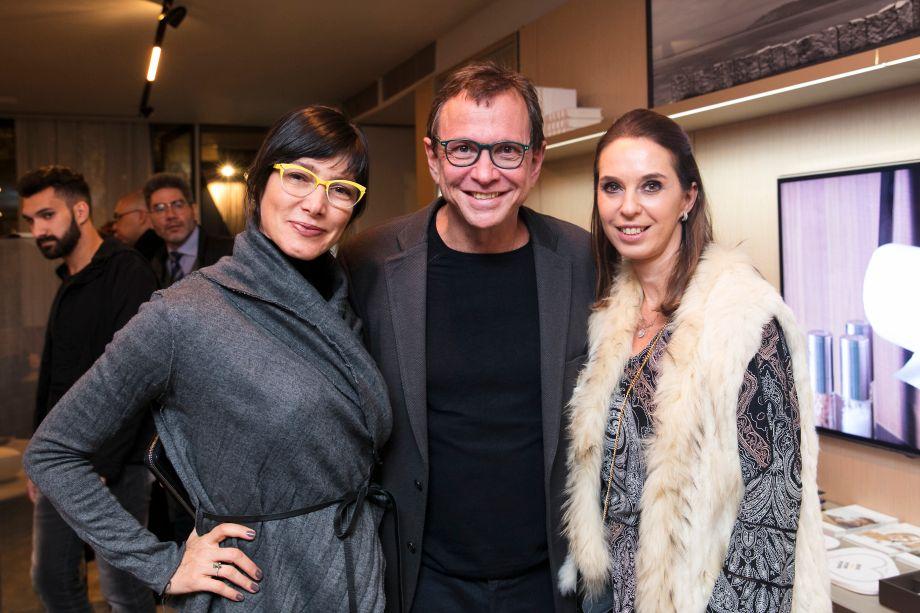 Andrea Bisker, Murillo Schattan e Esther Schattan